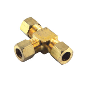 Champion 5/16in BSP Brass 'T' Union Connector (BP)