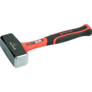 Tactix 1500gm Dumpy Hammer Fibreglass Handle