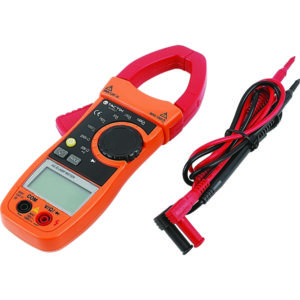 Tactix Multi-Meter Ac Clamp Digital 600V CatIII