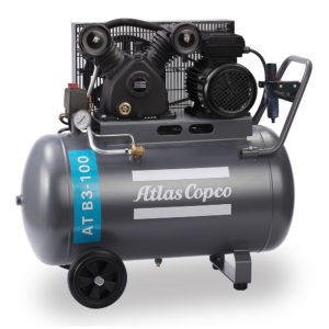 Atlas Copco ATB Piston Air Compressor 2.0HP | 100L