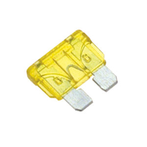 Champion AF 20Amp Standard Blade Fuse (Yellow) -20pk