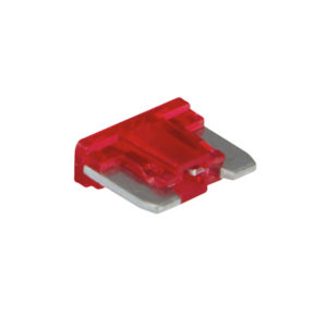 Champion 10Amp Low Profile Mini Blade Fuse (Red) -15pk