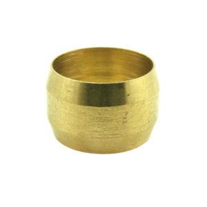 Champion 6mm Brass Compression Type Olive -30pk