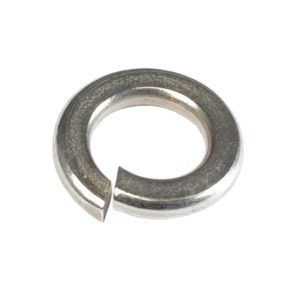 9/16IN (M14) STAINLESS SPRING WASHERS 304/A2