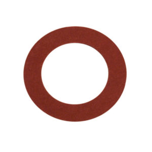 Champion 1/2in x 3/4in x 1/16in Red Fibre Washer -25pk