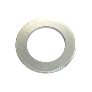 1/2IN X 7/8IN X 1/32IN (22G) STEEL SPACING WASHER