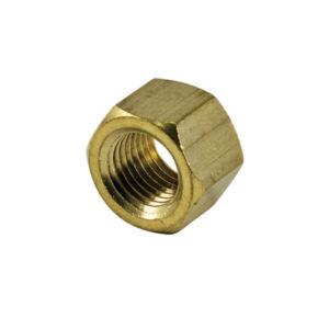 Champion 3/8in UNC Steel Manifold Nut - 25pk