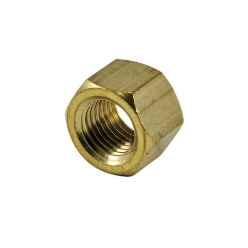 Champion 3/8in UNC Brass Manifold Nut -12pk