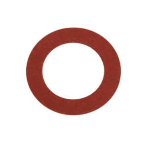 1/2 X 3/4 X 3/32IN RED FIBRE (SUMP PLUG) WASHER