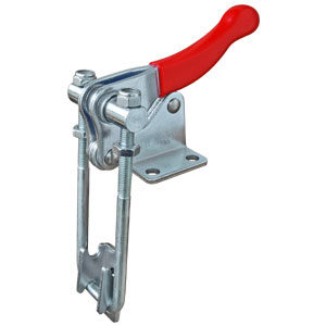 TOGGLE CLAMP LATCH FLANGED BASE 900KG CAP
