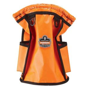 Ergodyne Topped Parts Pouch Orange 19 x 19 x 30cm 9kg