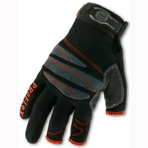 PROFLEX® 846 3/4-FINGER LT/WEIGHT TRADES GLOVES XL
