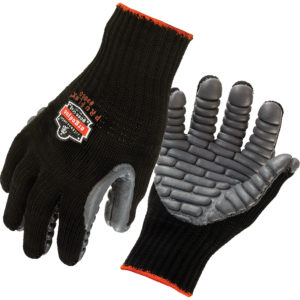 ERGODYNE CERT. LT/WEIGHT ANTI-VIBE GLOVE - M (PR)