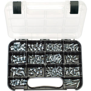 Champion GJ Grab Kit 144pc mm/sae Grease Nipples