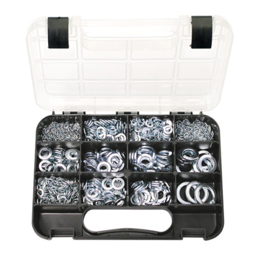 Champion GJ Grab Kit 933pc Spring Washers Metric & Imperial