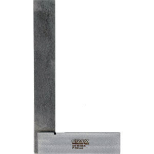 GROZ PRECISION ENGINEERS SQUARE - 200 X 125MM