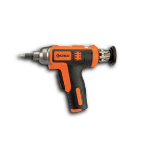 Groz 4.0V Insta-Drive Screwdriver - 4.5Nm