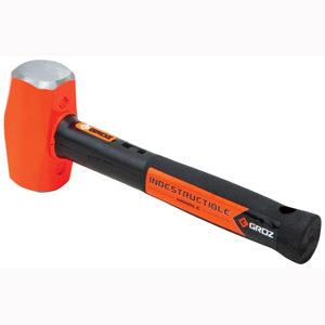 Groz Indestructible Handle Club Hammer 2.5lb/1.1kg