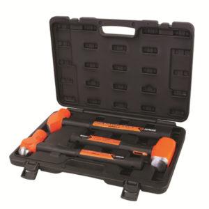 Groz 3pc Indestructible Handle Hammer Kit (2)