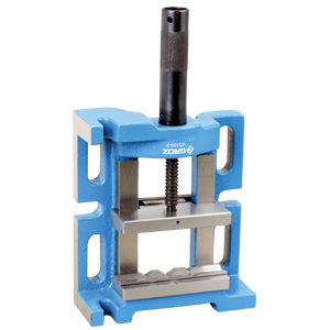 Groz 3-Way Drill Press Vice 4in / 100mm Jaw
