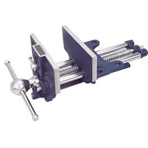 Groz 9in Wood Working Vice - Quick Release