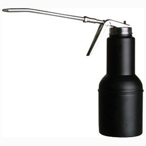Groz 500ml Pistol Grip Oil Can - 150mm Rigid Spout