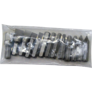 Teng 13pc 5/16in Dr. Bit Set for ID515 Imp Driver