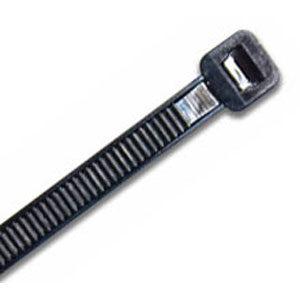 ISL 300 x 4.8mm UV Nylon Cable Tie - Blk. - 1000pk