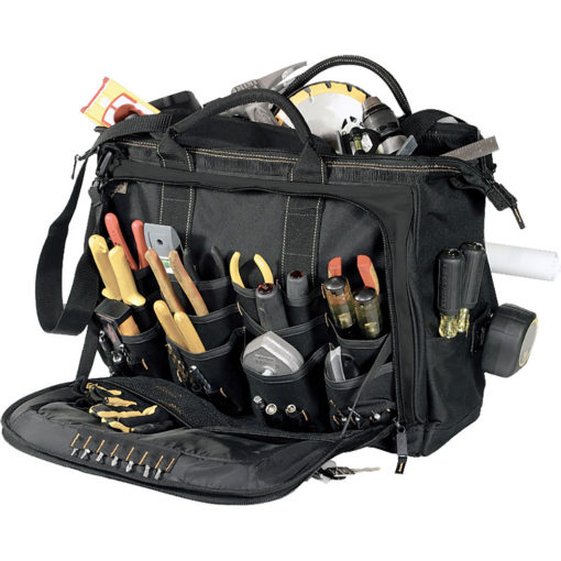 Kuny's 58 Pocket 18in Multi-Compartment Tool Carrier