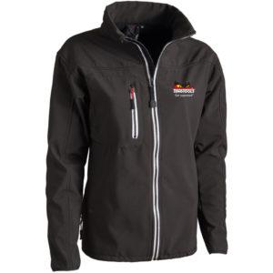 Teng Soft-shell Jacket (Black) - Sml