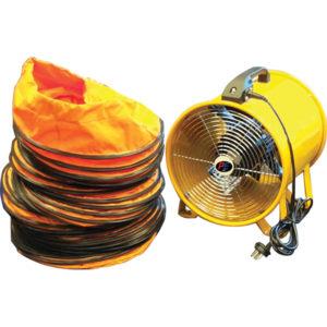 ProEquip 200mm 145W Industrial Ventilation Fan