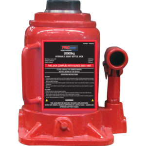 ProEquip 20000kg Squat Bottle Jack (AS/NZS)