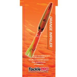 TacklePro Inchiku Lure 100gm - Orange Impaler