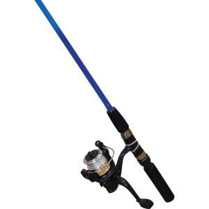 ProStrike Rod N'Reel Combo Set - Blue