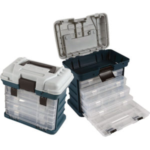 TacklePro Four Tray Tackle Box