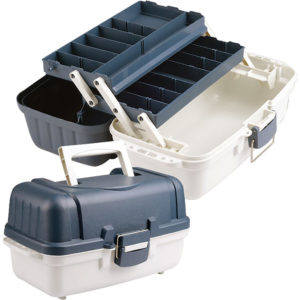 TacklePro Two Tray Tackle Box