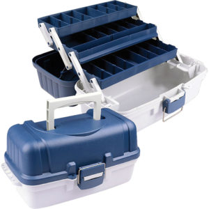 TacklePro Three Tray Tackle Box