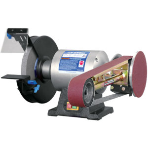 Multitool Attachment PO482 w/ 250mm Bench Grinder