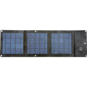 Qesta USB Folding Solar Panel Charger - 14W/5V