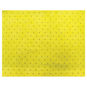 SORBENT MAT - 500 X 400 X 4MM - CHEMICAL - 10PK