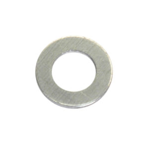 9/16 X 15/16 X 1/32IN (22G) STEEL SPACING WASHER