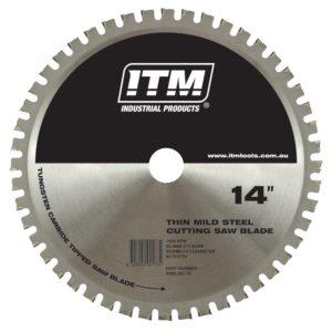 ITM 350mm TCT Thin Steel Cutting Blade 90T
