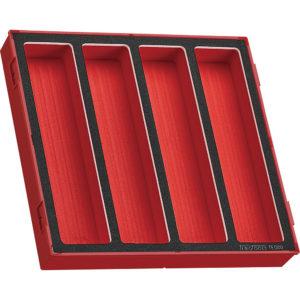 Teng Tool Box EVA Storage Tray (4 Space) - TED Tray