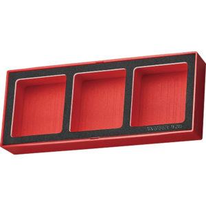 Teng Tool Box EVA Storage Tray (3 Space) - TEZ Tray