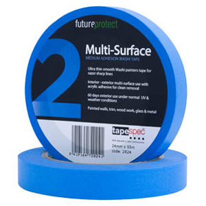 MULTI SURFACE WASHI MASKING TAPE 18MM X 50M - 2R18
