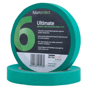 ULTIMATE EXTERIOR MASKING TAPE 36MM X 50M - 6R36
