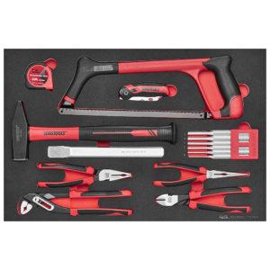 Teng 15pc General Tool Set (EVA)
