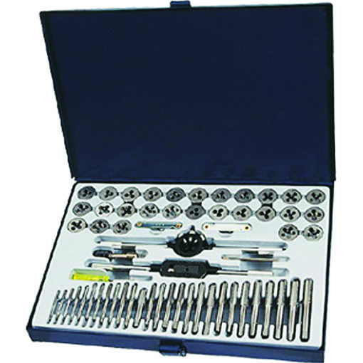 ProEquip 60pc UNC/UNF/MF/MC Tap & Die Set