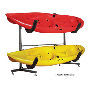ProMarine 2-Tier Kayak/Sup Storage Rack