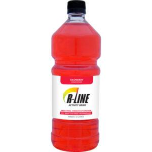 R-LINE™ ELECTROLYTE DRINK 1L - RASPBERRY